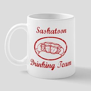 Saskatoon Drinking Team Mug