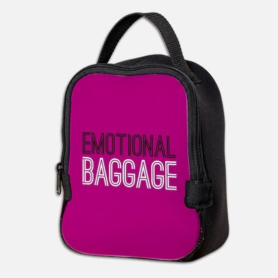 Emotional Baggage Neoprene Lunch Bag