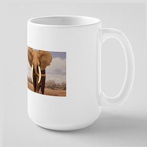 Family Of Elephants Mugs