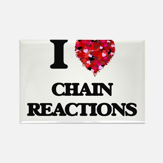 I love Chain Reactions Magnets