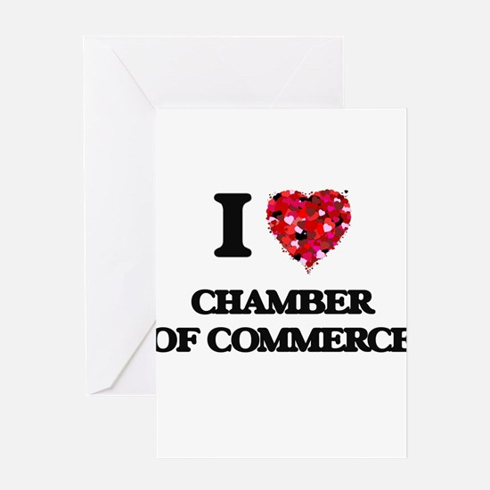 I love Chamber Of Commerce Greeting Cards