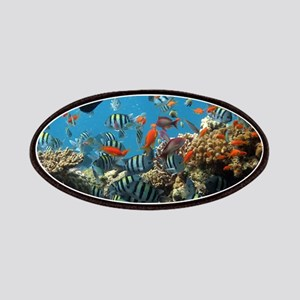 Fishes and Underwater Plants Patch