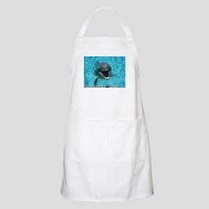 Smiling Dolphin Apron