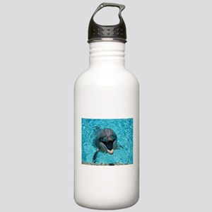 Smiling Dolphin Water Bottle