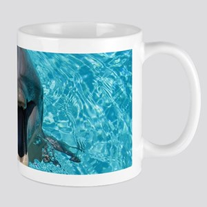 Smiling Dolphin Mugs