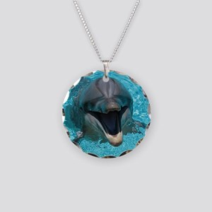 Smiling Dolphin Necklace