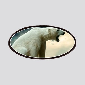 Polar Bear Roaring Patch