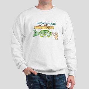 How to Measure your Bass Sweatshirt