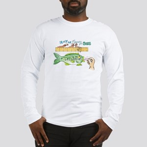 How to Measure your Bass Long Sleeve T-Shirt