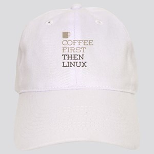 Coffee Then Linux Cap