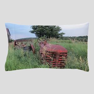 Forgotten Tractor Pillow Case