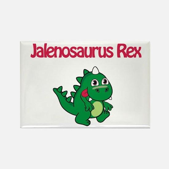 Jalenosaurus Rex Rectangle Magnet (10 pack)