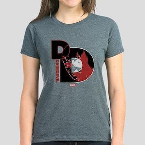Daredevil D Women's Dark T-Shirt