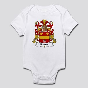 Barbet Family Crest Infant Bodysuit