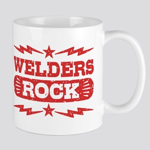 Welders Rock Mug