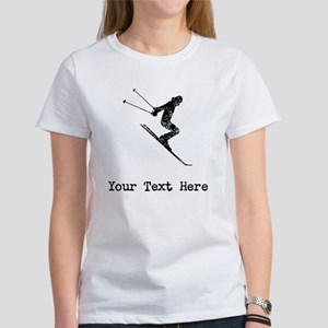 Vintage Ski Jumper (Custom) T-Shirt