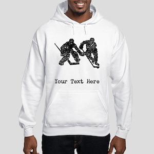 Vintage Hockey Players (Custom) Hoodie