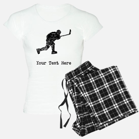Vintage Slap Shot (Custom) Pajamas