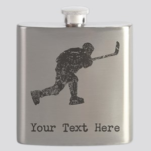 Vintage Slap Shot (Custom) Flask