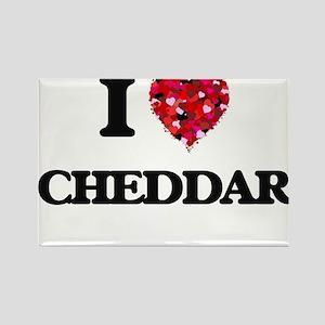 I love Cheddar Magnets