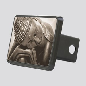 Thai Buddha Rectangular Hitch Cover