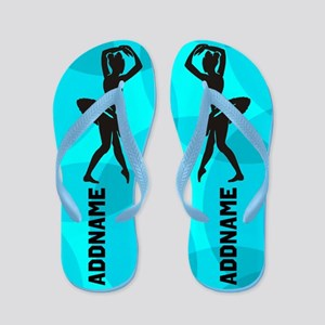 Fantastic Dancer Flip Flops