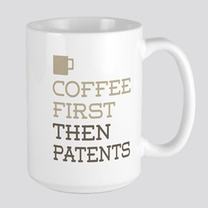 Coffee Then Patents Mugs