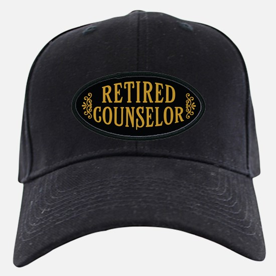 Retired Counselor Baseball Hat