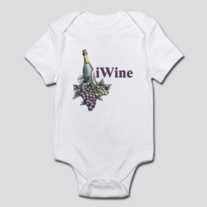 iWine Infant Bodysuit