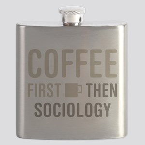 Coffee Then Sociology Flask