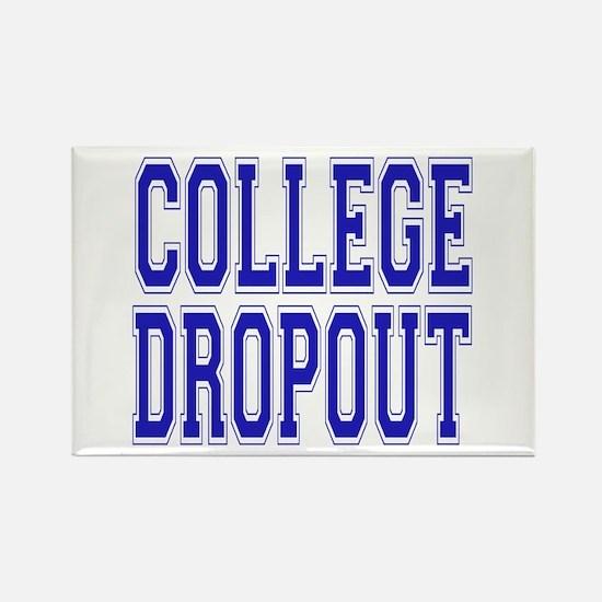 College Dropout Rectangle Magnet