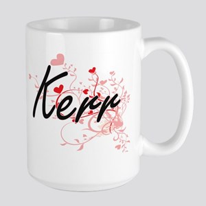 Kerr Artistic Design with Hearts Mugs