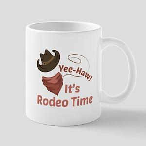 Rodeo Time Mugs