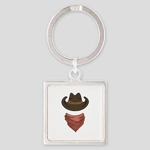 Cowboy Keychains