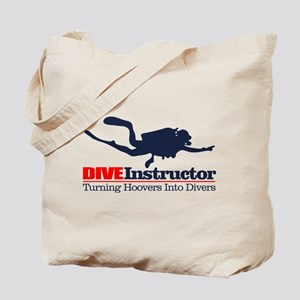 Dive Instructor Tote Bag