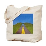 25.highway to heaven. .? Tote Bag
