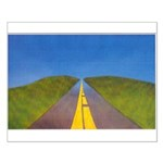 25.highway to heaven. .? Small Poster