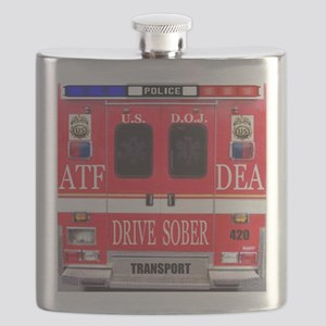 Emergency Services Vehicle Flask