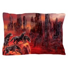Wolves Of Future Passed Pillow Case
