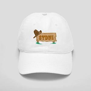 Sydni western Cap