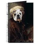 Rembrandt bulldog autoportrait Journal