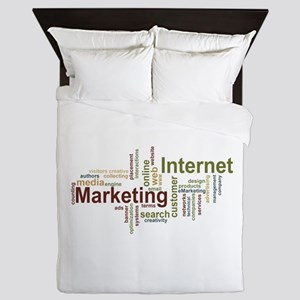 marketing mix Queen Duvet