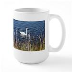 Trumpeter Swans Large Mug