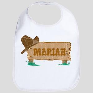 Mariah western Bib