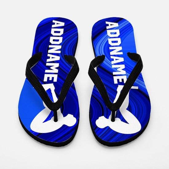 Fast Swimmer Flip Flops