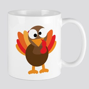 Funny Turkey Mug