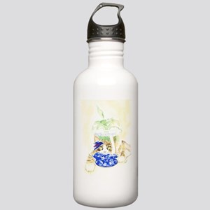 Beta Fish and Cat Water Bottle