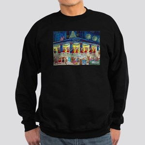 A Christmas Corgi Spectacular Sweatshirt