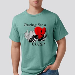 Racing for a Cure - Pink T T-Shirt