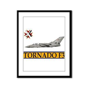 RAF 1435 Flight Framed Panel Print